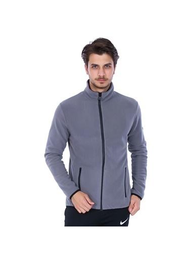 Sportive Polar Sweatshirt Gri